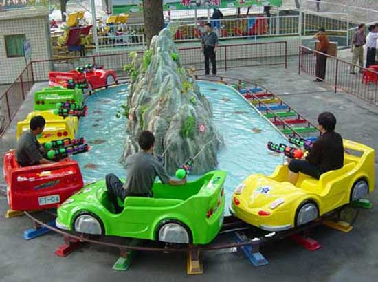 Kiddie water roller coaster cars for sale