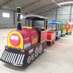 Small Trains for Parks