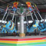 Spiral Jet Rides