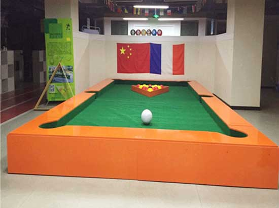 Grand Type Snookball Table For
