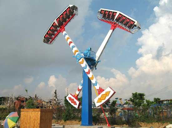 16 Seats New Amusement Park Rides