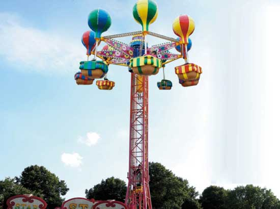 8 Cabin Sky Samba Balloon Rides for Sale from Beston
