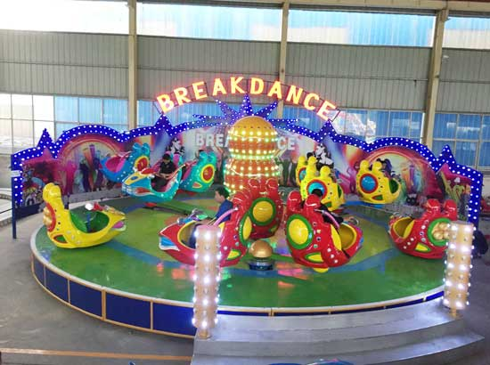 Breakdance Amusement Rides for Sale