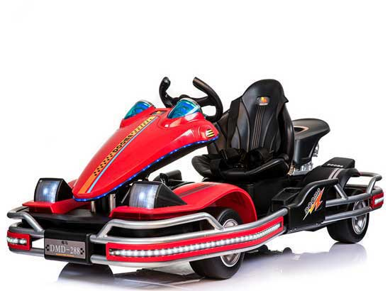 1 Seater Gas Powered Go Karts for Sale