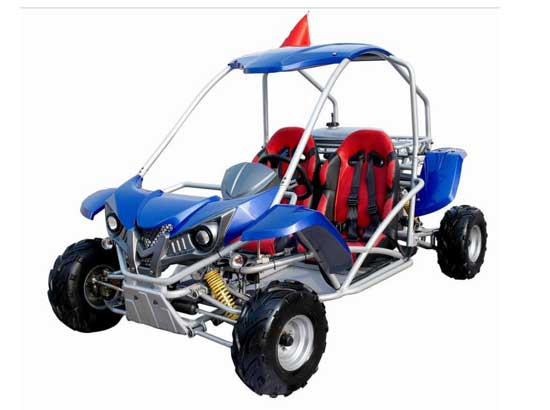 110 cc Gas Powered Go Karts