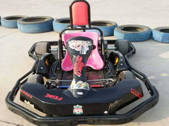 Gas Powered One Seater Go Karts from Beston