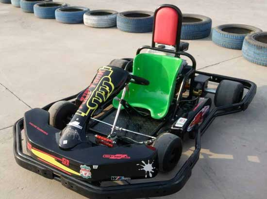 One Seater Go Karts from Beston Amusement