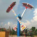 Kamikaze Amusement Rides Manufacturer