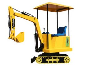 Coin Operated Rides- Kids Excavator Rides