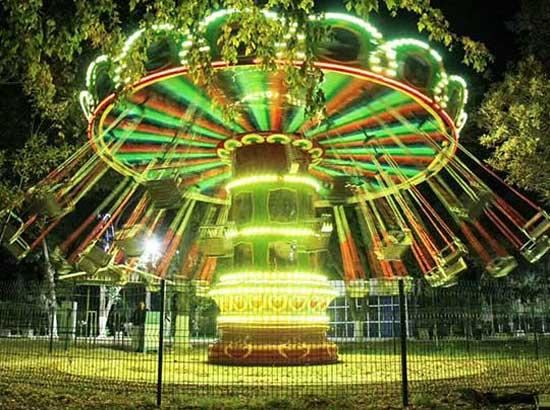 Beston Chair Swing Rides for Sale In Uzbekistan Theme Park