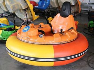 Battery Opearted Inflatable Bumper Cars for Sale