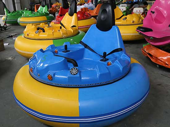 Blue Inflatable Bumper Cars for Sale