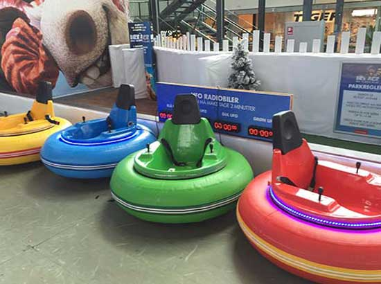 Beston KIds Colorful Inflatable Bumper Cars
