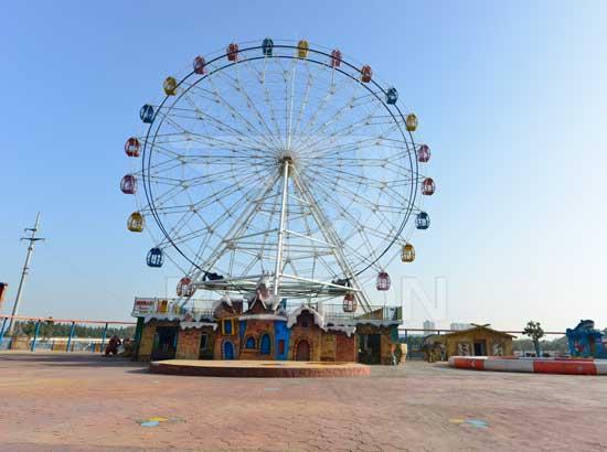 Ferris Wheel Amusement Rides