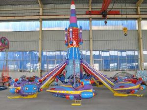 NBSC-8A Kiddie Plane Rides For Sale