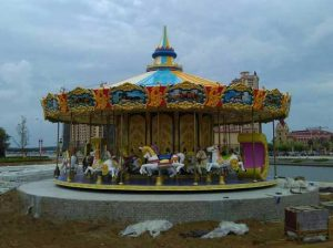 Grand Carousel for Sale With 26 Seat