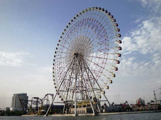 120 Meter Large Ferris Wheel for Sale
