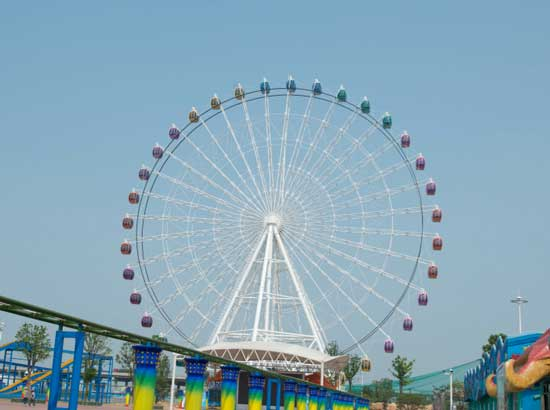 66 Meter Ferris Wheel for Sale