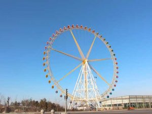 89 Meter Ferris Wheel Rides for Sale