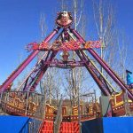 Pirate Ship Amusement Park Ride for Sale
