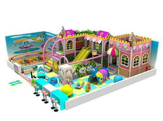Indoor Playground Equipment for Sale In Indonesia
