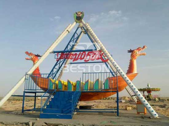 New Pirate Ship Rides for Sale In Indonesia