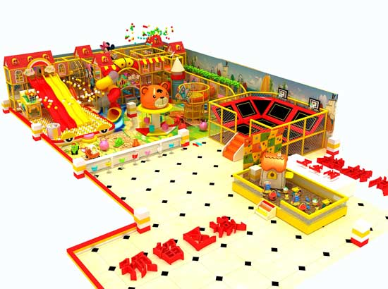 Indoor Playground Equipment for Sale for Kids