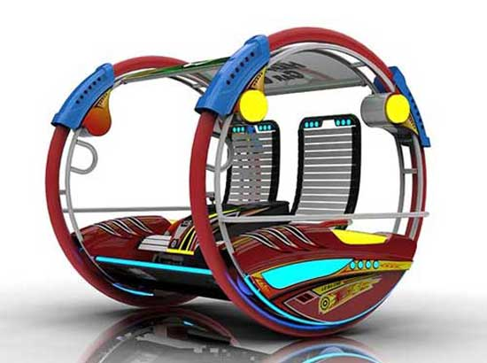 New Coin Operated Amusement Rides