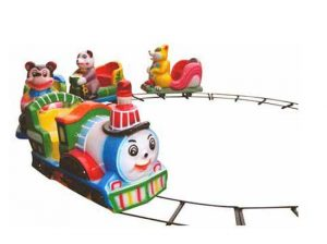 Kiddie Mall Track Train Rides