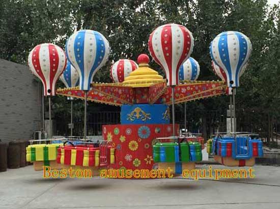 Samba Balloon Rides In Stock