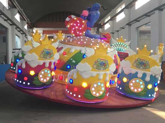 Magic Gyroscope Rides