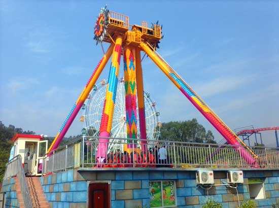23 Seat Big Pendulum Rides