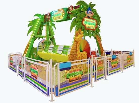 Kiddie Happy Swing Rides In Stock