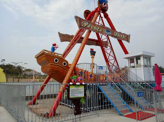 New Pirate Ship Rides for Sale