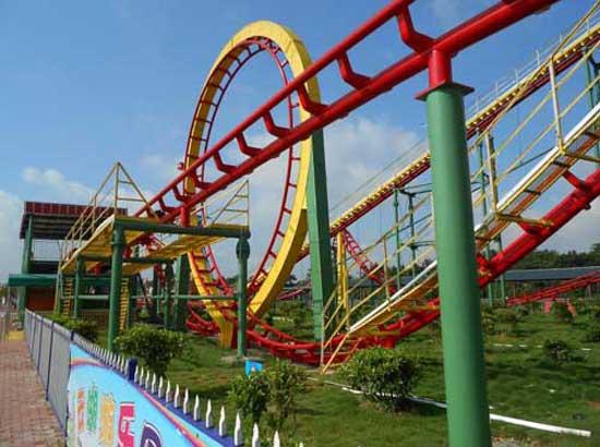 Three Loop Roller Coasters In Stock