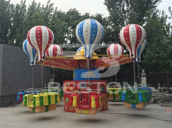 Samba Baloon Rides