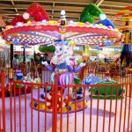 Beston Kiddie Swing Rides Installed at Bahrain