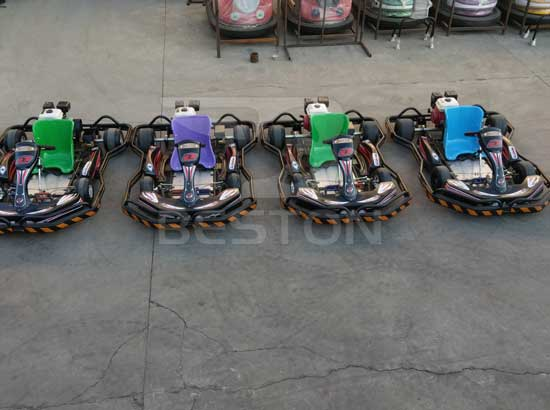 Gas Powered Go Karts for Sale from Beston