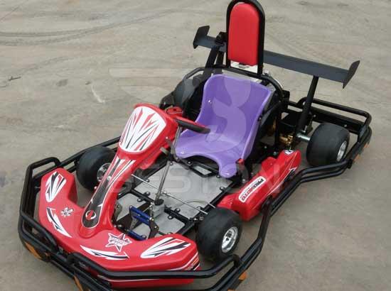 Kids Gas Powered Go Karts