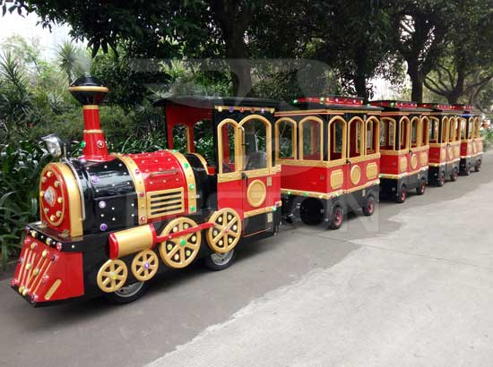 Beston Amusement Park Train Rides for Sale
