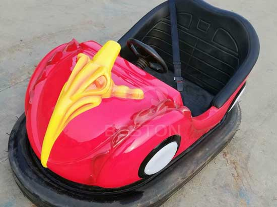 Red Bumper Cars from Beston