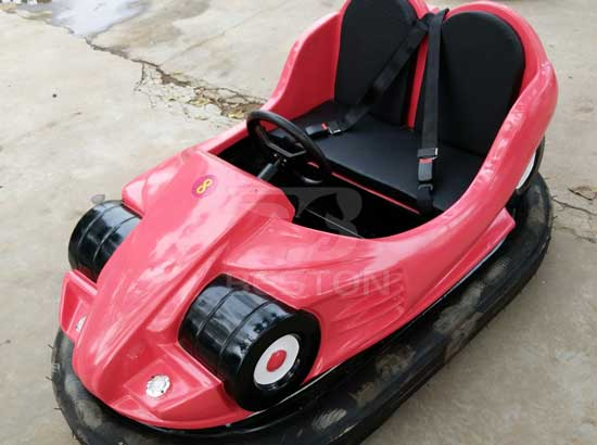 BBN-H Red Bumper Cars from Beston Group