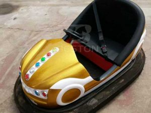 Golden Bumper Cars from Beston Group