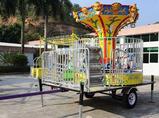 Portable Carousel Rides