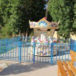 Several New Rides Installed at Turkmenistan
