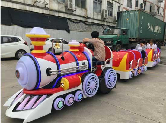 Backyard Train Rides for Sale