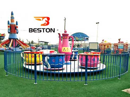 Beston Tea Cup Rides
