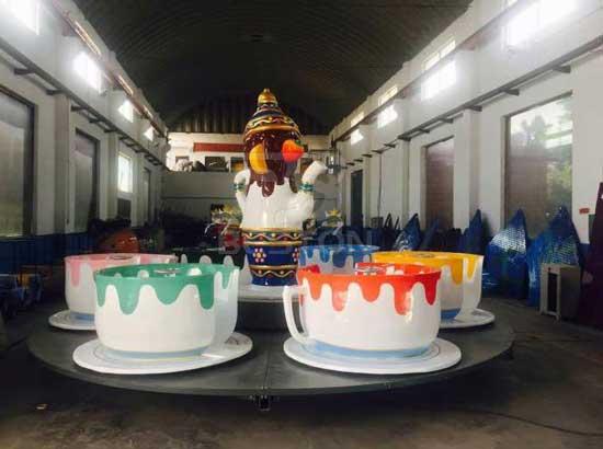 Kids Tea Cup Rides