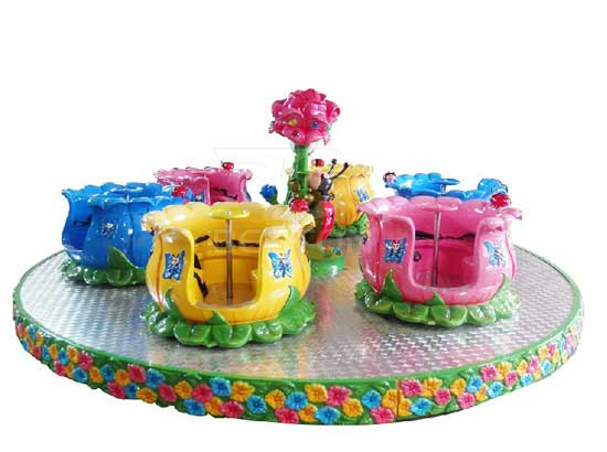 Kids Bee Tea Cup Rides