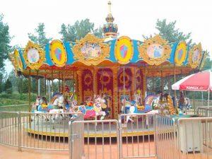 Beston Amusement Park Carousle Rides